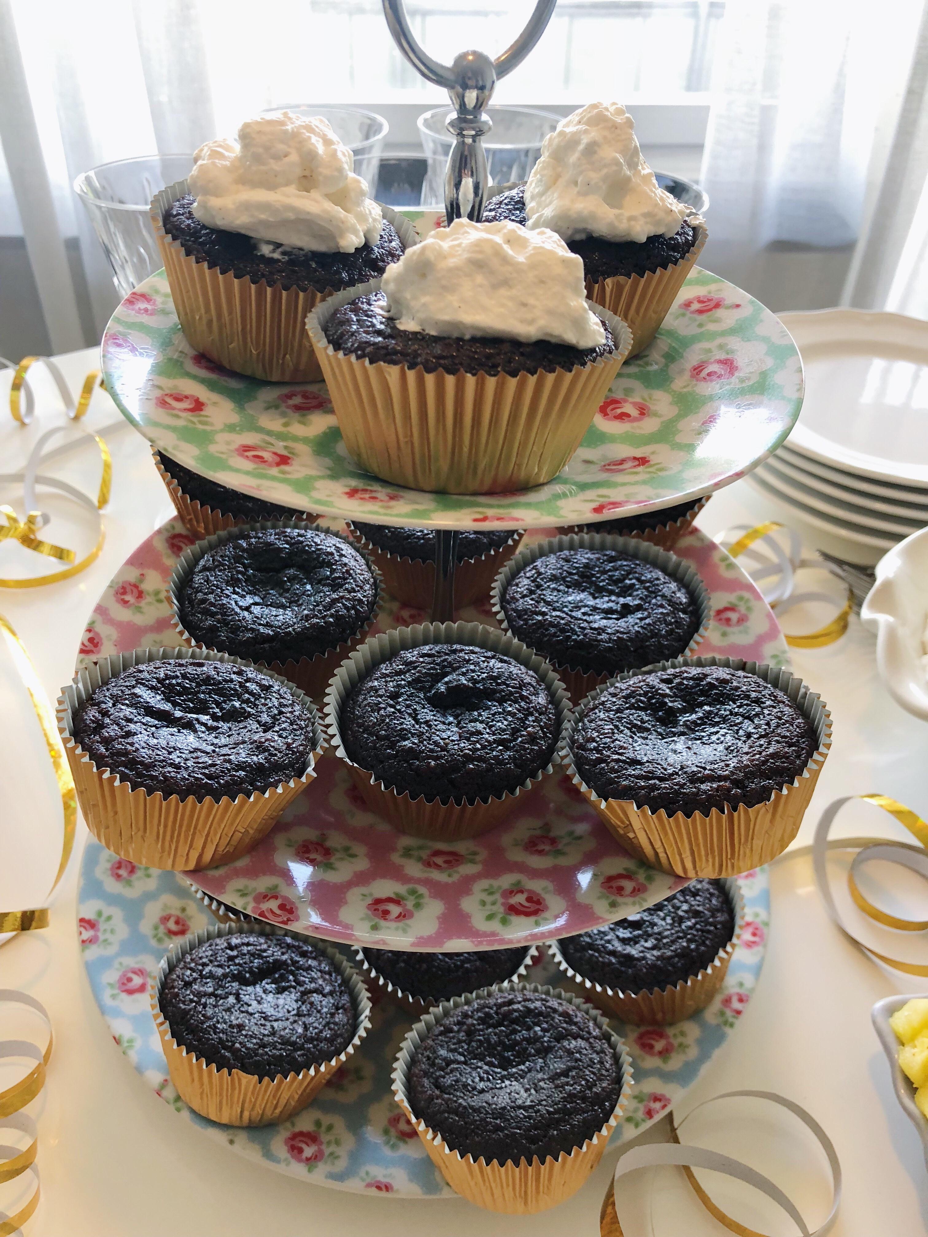 sockerfria muffins recept